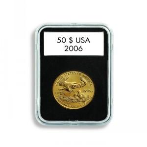 Капсула для монет QUICKSLAB 14 мм 5 штук (ПОД ЗАКАЗ)