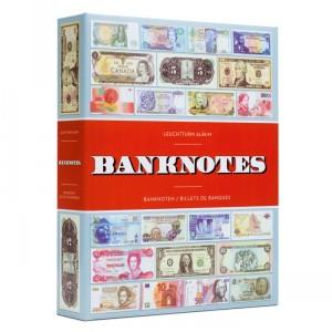 Альбом на 300 банкнот BANKNOTES